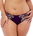 Creme Bralee Colette Embroidered Micro Panty 12319P
