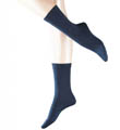 Falke Family Stretch Cotton Crew Socks 47675