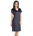 Hanro Broadway Short Sleeve Gown 77892