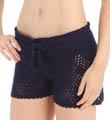 Roxy Sand Dollar Crochet Short 603034