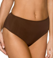 Sunsets Solid High Waist Basic Swim Bottom 30B