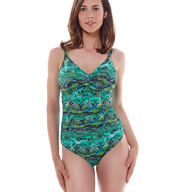 Fantasie Arizona Underwire Twist Front One-Piece Swimsuit FS5117