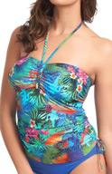 Fantasie Dominica Underwire Bandeau Tankini Swim Top FS5962