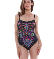 Fantasie Elba Underwire Scoop Neck One Piece Swimsuit FS6102